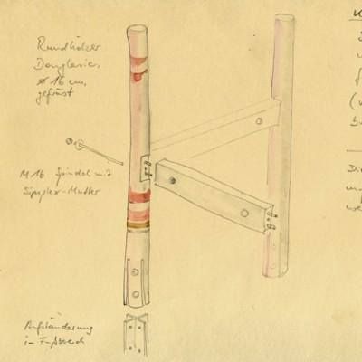 03-Holzkonstruktion-Rundholzstuetzen